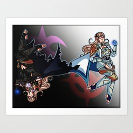 Choose your Fate Art Print