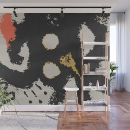 The Virus Wall Mural