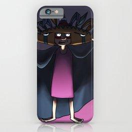 Helga Pataki iPhone Case