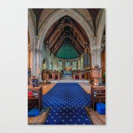 Holy Trinity Church Canvas Print
