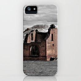 Berry No. 1 Mine Pump House iPhone Case