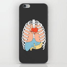 Hugs Keep Us Alive 2 iPhone Skin