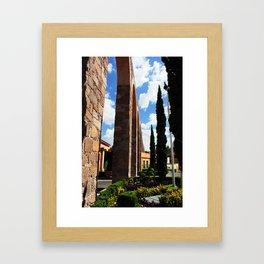 Aqueduct Framed Art Print