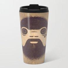 The Gamer Metal Travel Mug