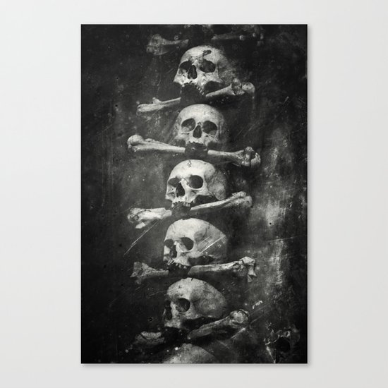 Once Were Warriors VI. Canvas Print