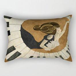 Key to the Soul Rectangular Pillow