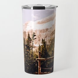 Up in the Mountains Travel Mug