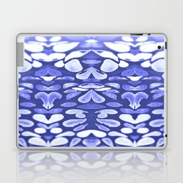 Winter is Coming, Cold Blue Winter Nights Are Coming Laptop & iPad Skin