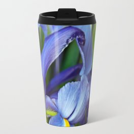 Irises Travel Mug
