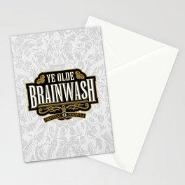 Ye Olde BRAINWASH Stationery Cards