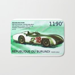 Burundi W196 Bath Mat