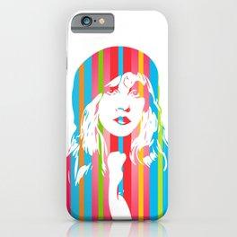 Stevie Nicks | Pop Art iPhone Case
