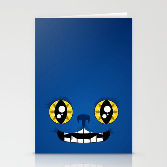 Adorable Beast Stationery Cards