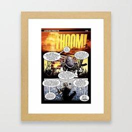 Cathair Apocalypse 01-05 Framed Art Print