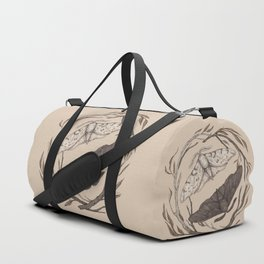 Peppered Moths Duffle Bag