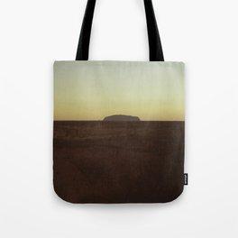 Uluru Dusk Tote Bag
