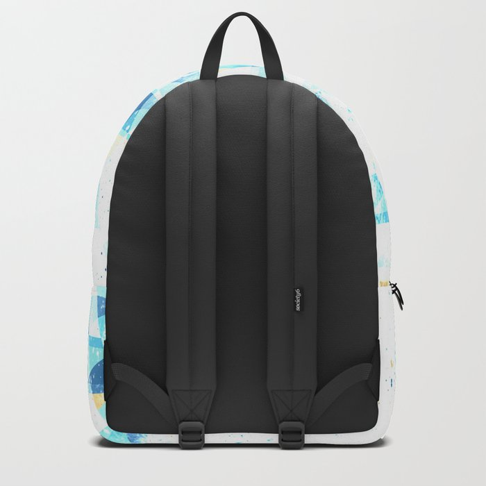 COLD 90'S TONES PATTERN Backpack