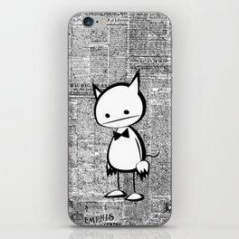 minima - au diable iPhone Skin