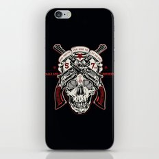 Firefly 57th Brigade Mal's Independents Brigade iPhone & iPod Skin
