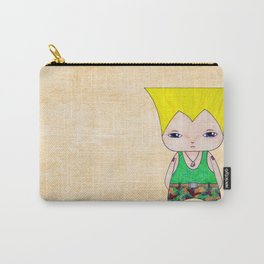 A Boy - Guile Carry-All Pouch