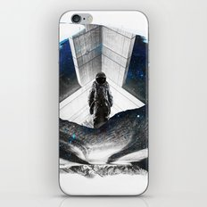 Astronaut Isolation iPhone Skin