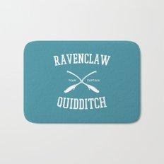 Hogwarts Quidditch Team: Ravenclaw Bath Mat
