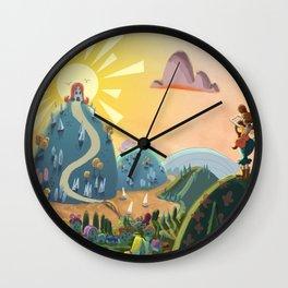 Beardsville Wall Clock