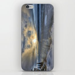 The Shortest Day iPhone Skin