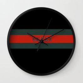 Gucci 3 Wall Clock