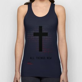 All Things New Unisex Tank Top