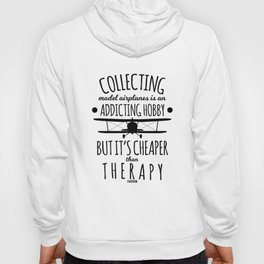 Model therapy Hoody