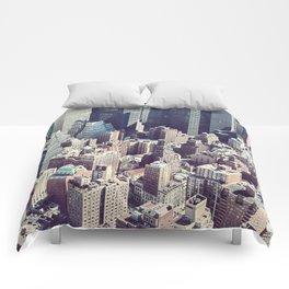 New york, New york Comforters