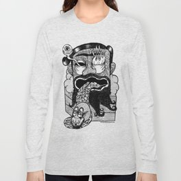 bruno is my enemy Long Sleeve T-shirt