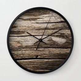 Legno Mr Wall Clock