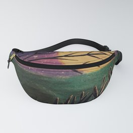 Moon reflection Fanny Pack
