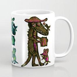 Cajun Gator Coffee Mug