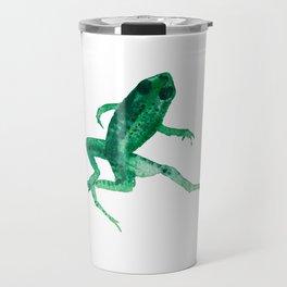 Study of a frog #03 Travel Mug
