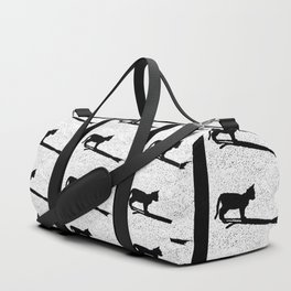 Shadow play Duffle Bag