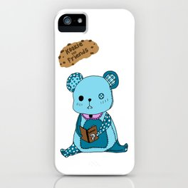 Kookie and Friends iPhone Case