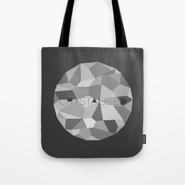 Crystalised Tote Bag