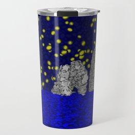 Starry Capri Travel Mug