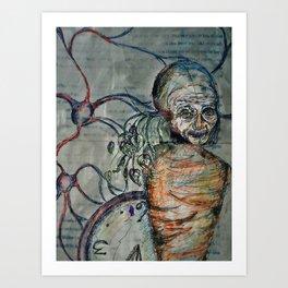 Iberis Sempervirens Art Print
