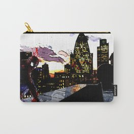 Spiderman in London Carry-All Pouch