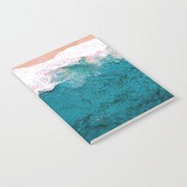 Sea, Pastel Beach Notebook