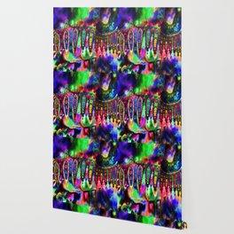 Fractal Acid Bunting Wallpaper