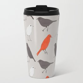 Little Birds Travel Mug
