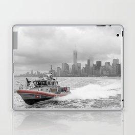 Coast Guard and NYC Laptop & iPad Skin