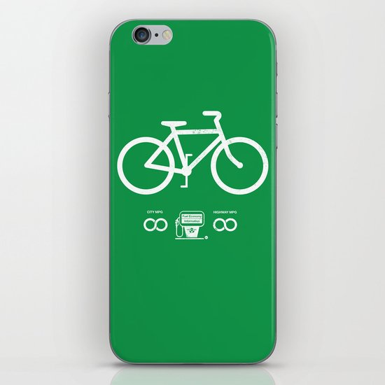 Infinity MPG (Society6 Edition) iPhone & iPod Skin