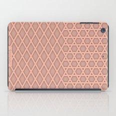 kicking it waffle style iPad Case