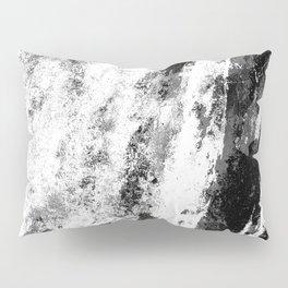 Perseverance Black & White Pillow Sham